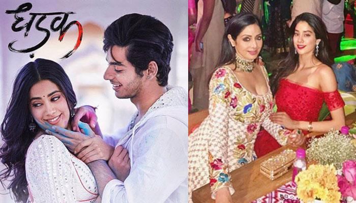 Janhvi Kapoor Wrote An Emotional Note For Mom Sridevi, Attached At The Beginning Of 'Dhadak'