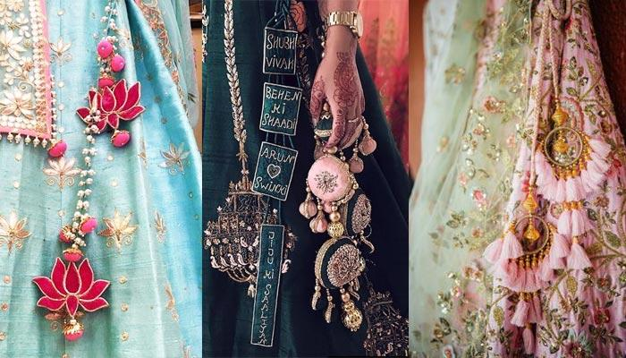 14 Gorgeous And Unique Latkan (Tassel) Designs To Beautify Your Bridal Lehenga And Grab Attention