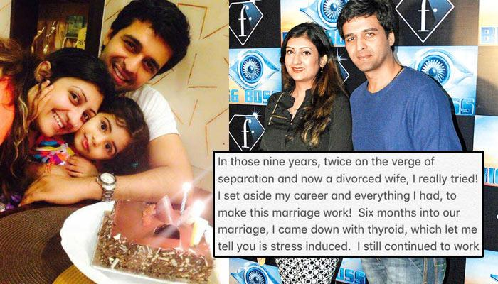 Juhi Parmar Gives An Epic Reply To Ex-Husband Sachin Shroff, Writes