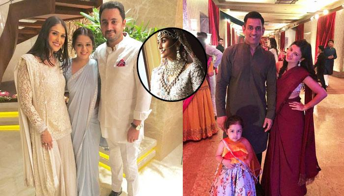 Sakshi Dhoni Singh Shares Poorna Patel's Bridal Look, Her 'Matha Patti' Is Never Seen Before