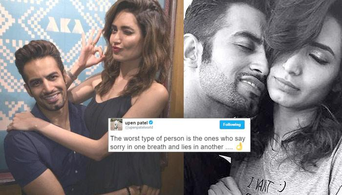 Upen Patel, Ex-Boyfriend Of Karishma Tanna Thanked Her For Using Him