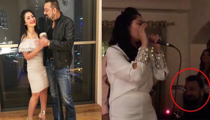 Wifey Maanayata Dutt Sings, 'Kya Yahi Pyar Hai' For Hubby Sanjay Dutt On Her Own Birthday