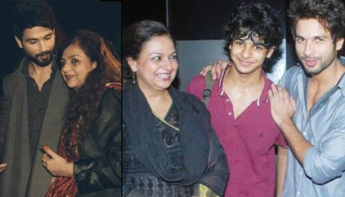 Neelima Azim Talks About Being A Single Mother And How Big Bro Shahid Guided Little Brother Ishaan