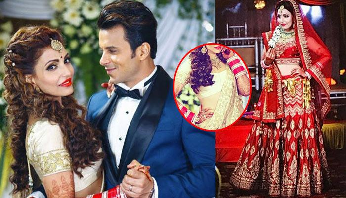 'Ishqbaaz' Fame Navina Wore A Gorgeous Lehenga On Her Wedding, Her Unique 'Chooda' Won Our Hearts