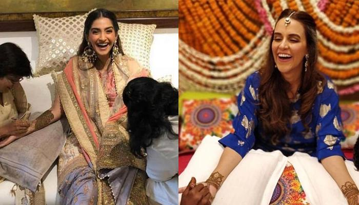 This Is Why 'Mehendi' Ceremony Is So Important For The Bride-To-Be Before She Starts Her New Journey