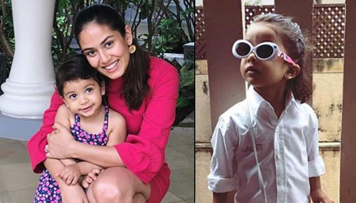 Mira Rajput Kapoor Shares Her Little Diva, Misha Kapoor's Swag Wali Pic, It's Too Cute To Be Missed