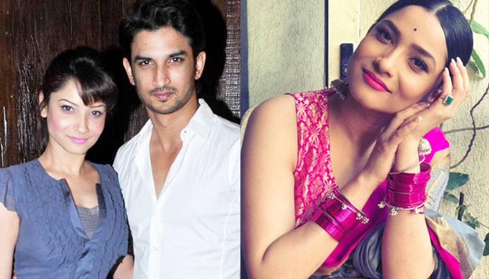 Ankita Lokhande Won't Talk About Her Ex Sushant Singh Rajput, But Is Ready To Be Friends With Him