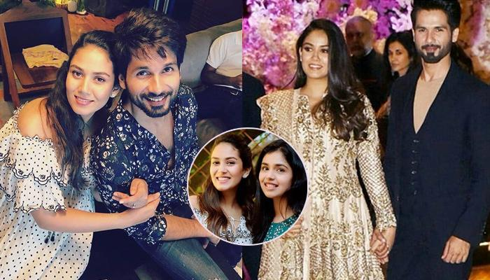 Mira Rajput Flaunting Her Big Baby Bump In This Unseen Picture From Her Baby Shower