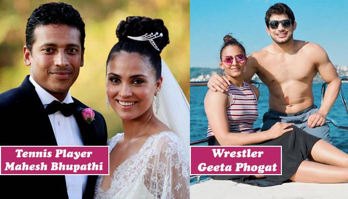 11 Famous Indian Sportsmen And Sportswomen And Their Unknown Love Stories That Inspire Us
