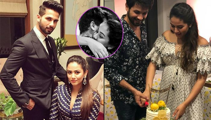 Unseen Pic Of Mira Rajput Hugging Hubby Shahid Kapoor On Her Baby Shower, Shares Relationship Advice