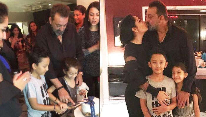Sanjay Dutt Had Crazy 59th Birthday Celebrations, Maanayata Dutt Shares Inside Pictures And Video