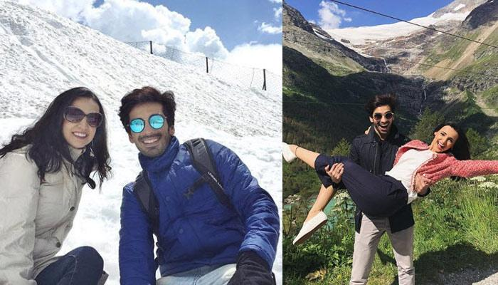 Sanaya Irani And Mohit Sehgal's Romantic Getaway In Switzerland, Check Out Pics And Videos Inside!
