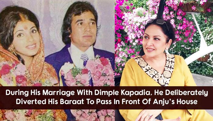 Rajesh Khanna And Anju Mahendru's Love Story: Didn't Speak To Each Other For 17 Years Post Break-Up