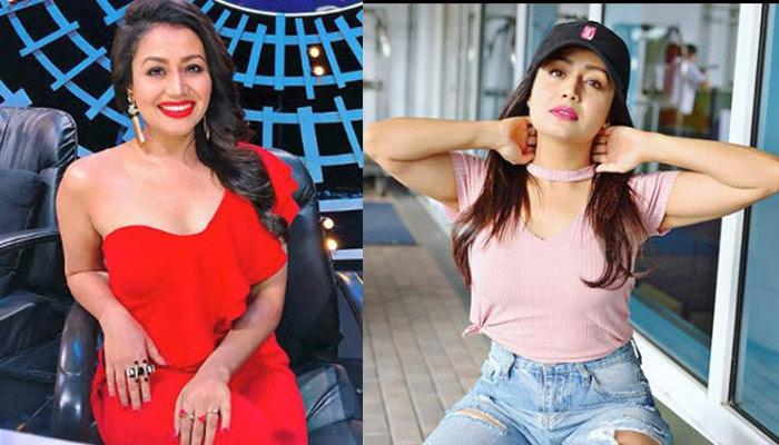 8 Times Neha Kakkar Proved That She Is A True Fashionista In Every Sense