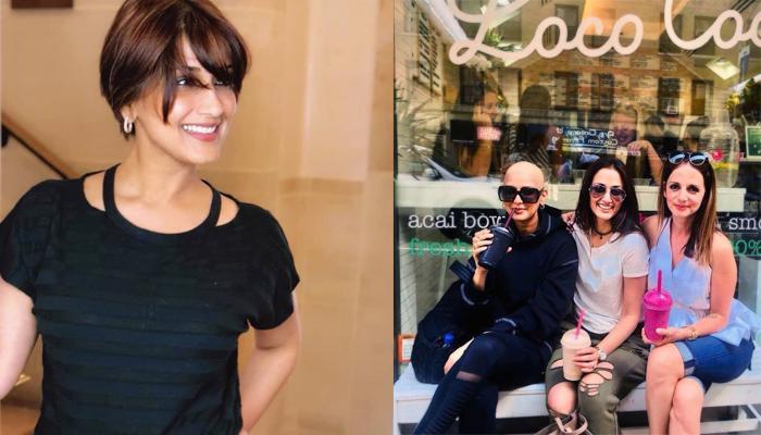 Sonali Bendre's Emotional Friendship Day Wish For Sussanne Khan, Gayatri Oberoi And Hrithik Roshan