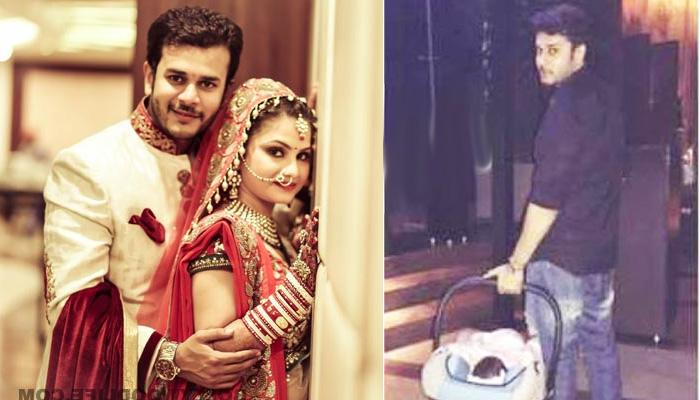 Newbie Dad Jay Soni Enjoys Dinner Date With Wife Pooja Soni And Newborn Baby Girl, Pic Inside