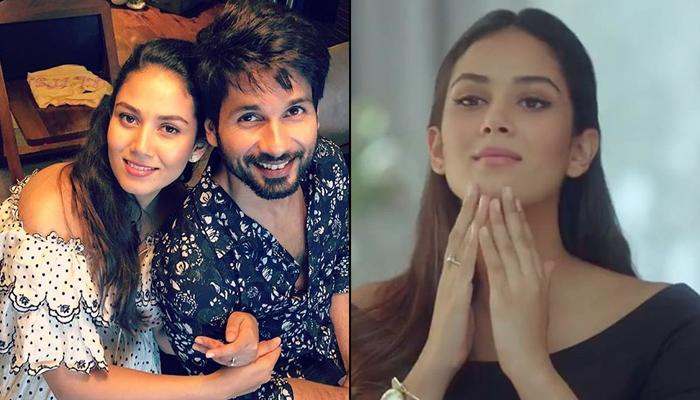 Shahid Kapoor is smitten by Mira Rajput's acting debut