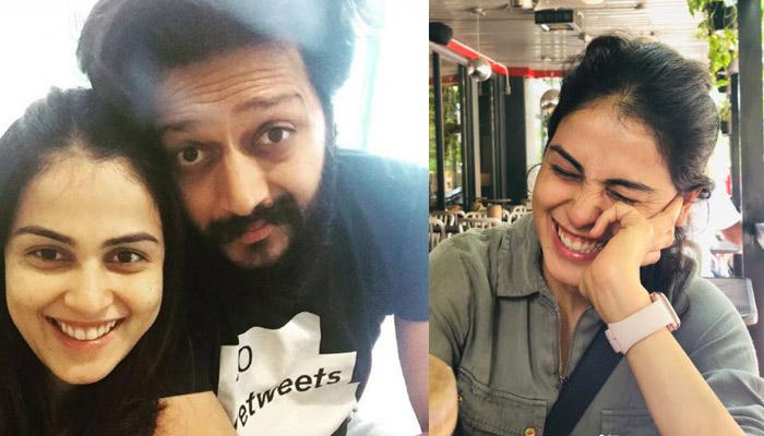 Riteish Deshmukh Gave The Most Precious Surprise Gift To Wifey Genelia Deshmukh On Her Birthday