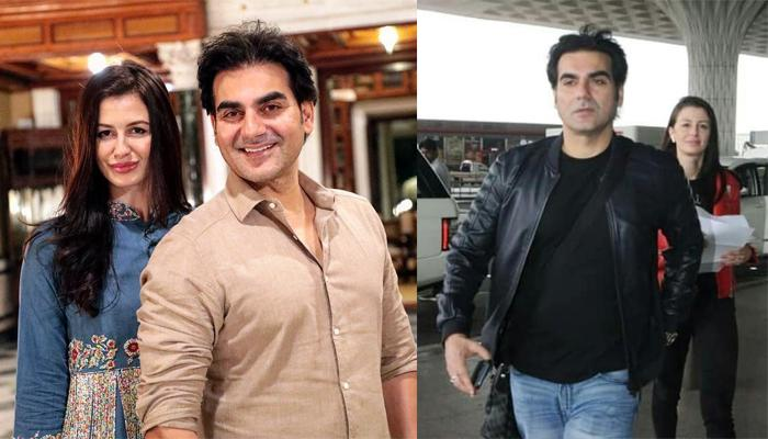 Arbaaz Khan Is Soon Making It Official With Girlfriend Giorgia Andriani As Per Reports