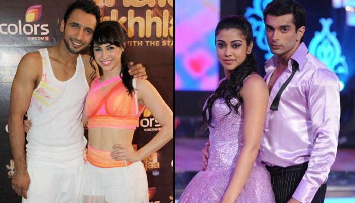 7 Famous Celebrity Affairs And Link-Ups On The Reality Dance Show 'Jhalak Dikhhla Jaa'