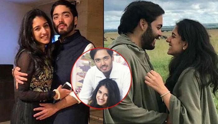 Unseen Picture Of Anant Ambani And Radhika Merchant Is Too Romantic, She Looks Cute In A 'Bindi'