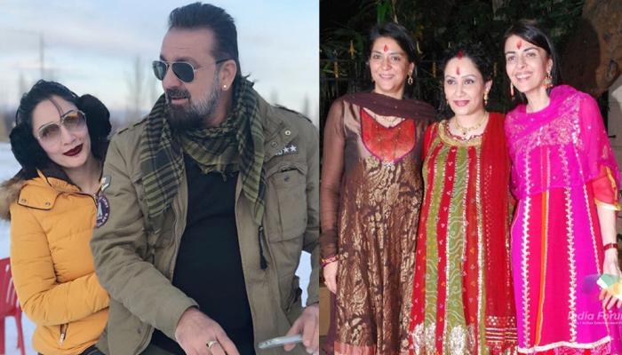 Throwback Interview Of Maanayata Dutt On Having A Difficult Time Being Accepted By Sanjay's Sisters