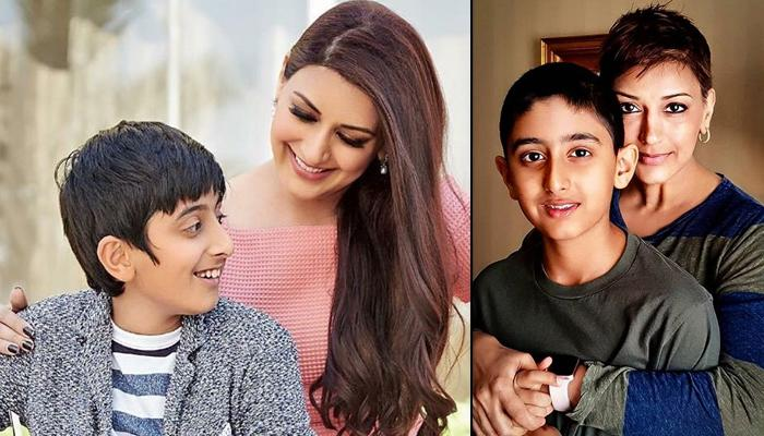 Sonali Bendre Wishes Her 'Not-So-Little' Son Ranveer Behl On His 13th Birthday, Says She Misses Him