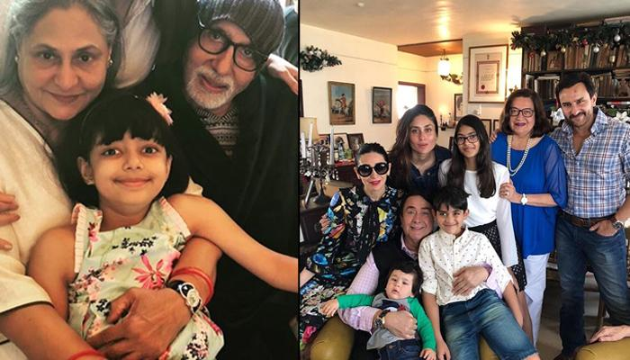 Bollywood Celeb Kids And Beautiful Bond Of Love, Respect And Care They Share With Their Grandparents