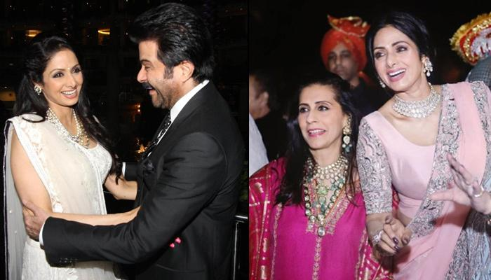 Six Months After Sridevi's Demise, Anil Kapoor And Sunita Still Speak Of Her Every Day And Night