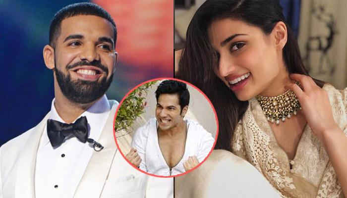 Drake Of 'KiKi' Fame Comments On Athiya Shetty's Picture With Daddy Suniel, Varun Dhawan Teases Her