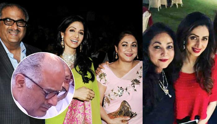 Boney Kapoor Could Not Hold Back His Tears After Seeing Tina Ambani's Gift In Sridevi's Memory