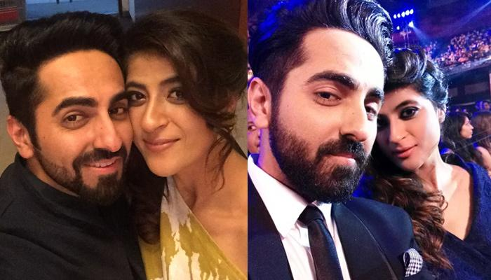 Ayushmann Khurrana And Tahira Kashyap's Love Story: Met At A Tution Centre To Family Playing Cupid