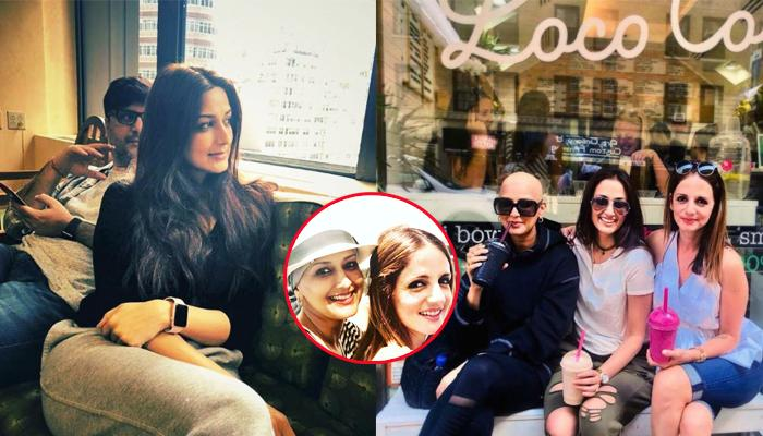 Unseen Pictures Of Sonali Bendre With Her Besties, Sussanne Khan And Gayatri Oberoi