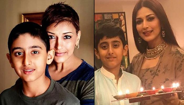 Sonali Bendre's Son Ranveer Behl Thanks Everyone For Their Support With A Heartwarming Post