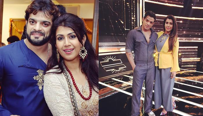 Ankita Bhargava Blackmails Hubby Karan Patel, Threatens To Expose His Pictures