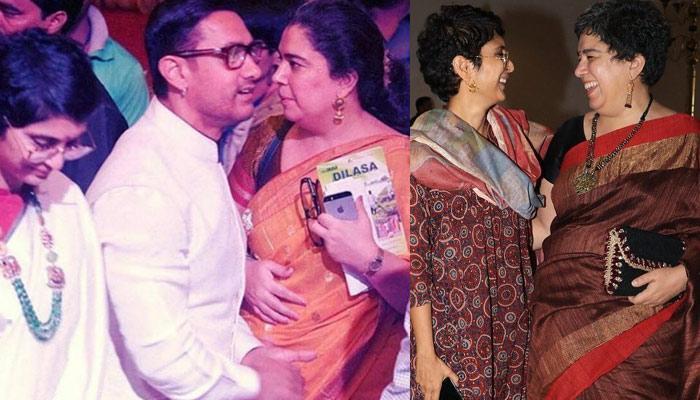 Aamir Khan Shares How He Fell For Kiran Rao After Divorcing First Wife Reena Dutta, Video Inside
