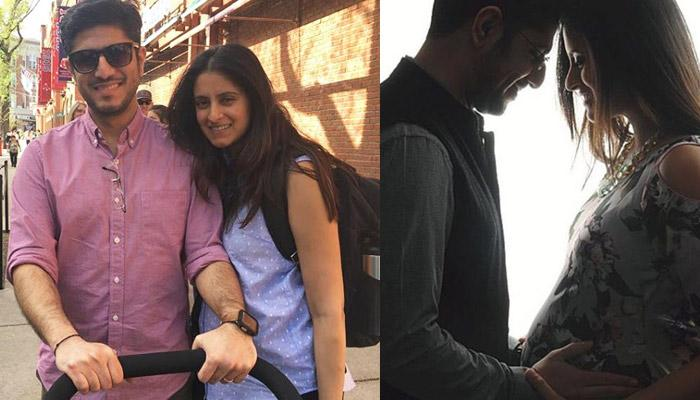 Mihika Varma Takes Her Newborn Baby Out For A Walk, Shares A Sleep Deprived Picture With Hubby