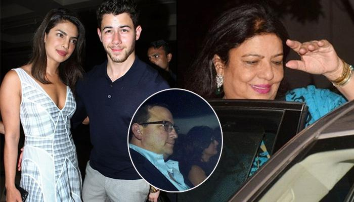 Priyanka Chopra, Nick Jonas And Their Families Bond Over Pre-Engagement Dinner, They Look So Happy