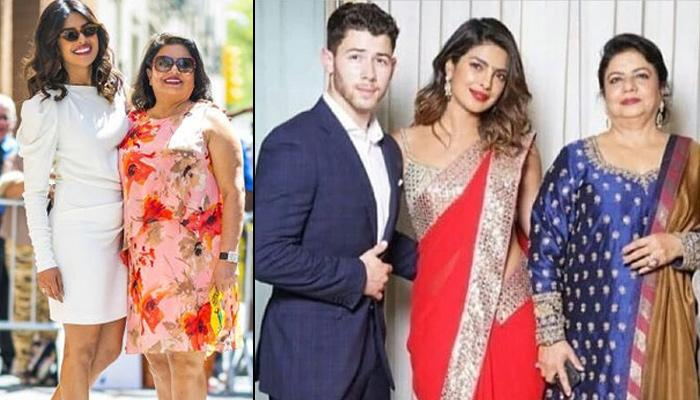 Priyanka Chopra's Mom, Madhu Has An Important Advice For 'Beti' And 'Damaad' Nick Jonas