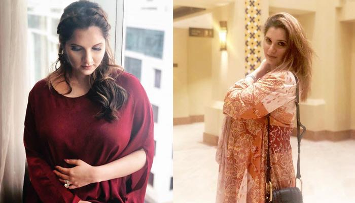 Mom-To-Be Sania Mirza Is A Little Sad And Feeling Nostalgic - Here's Why!