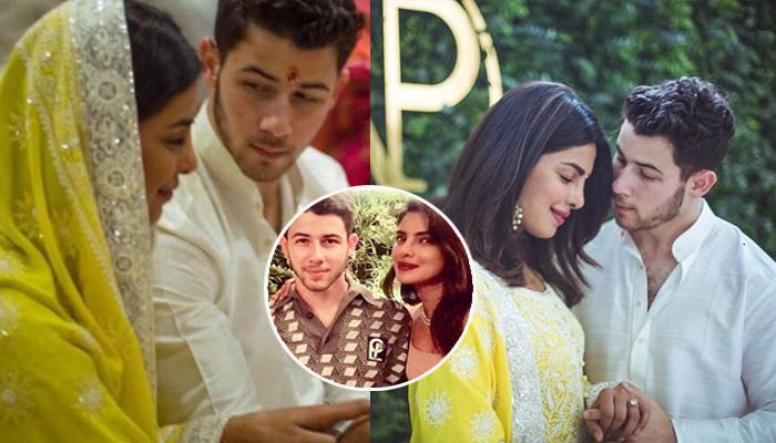 Priyanka Chopra And Nick Jonas Engagement Bash Look, Slayed It With Simplicity