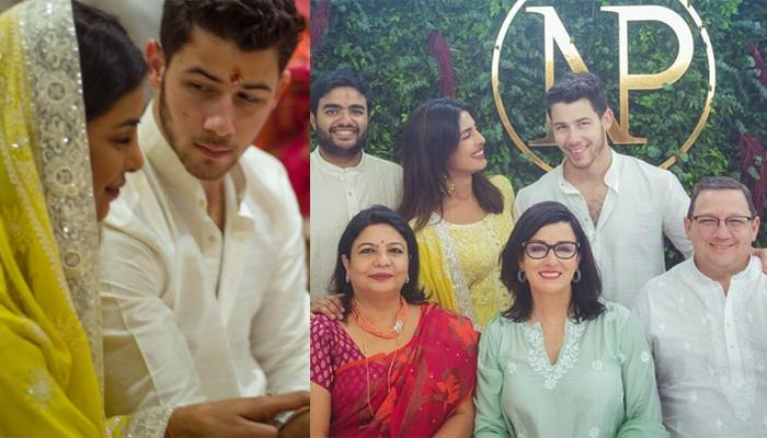 Priyanka Chopra Gets A Warm Welcome By Jonas Family, Sister-In-Law Says She Is Beautiful Inside Out