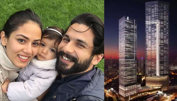 Shahid Kapoor Shares Inside Details About His 56 Crore Worli Apartment, Wants A Safe Place For Misha