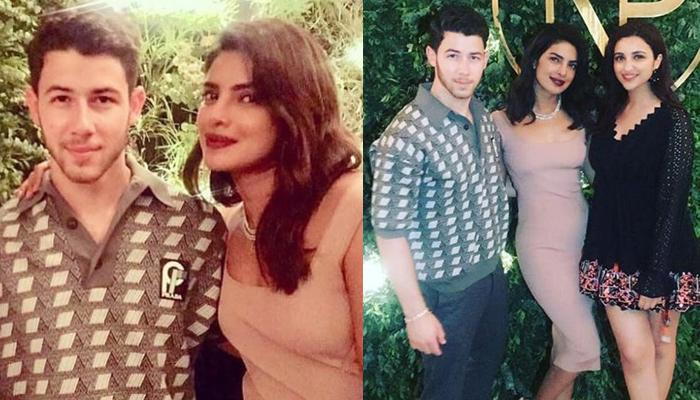 Unseen Pictures From Nick Jonas And Priyanka Chopra's Grand Late Night Engagement Party