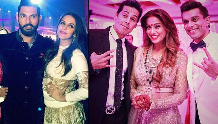 5 Bollywood Celebrities Who Happily Attended Their Ex's Wedding, And It Wasn't Awkward At All