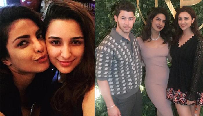 Parineeti Chopra Reveals 'Joota Chupai' Plans With 'Jiju' Nick Jonas At His Wedding With Priyanka