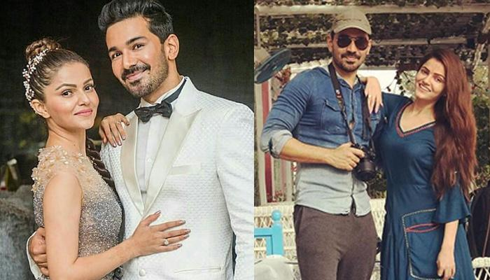 Abhinav Shukla Posts A Heartwarming Message For Wifey Rubina Dilaik On Their Two Month Anniversary