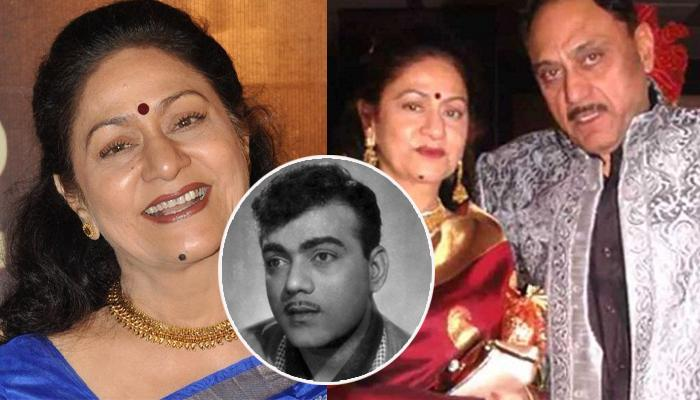 Aruna Irani's Love Life: Was Overfriendly With Mehmood Once, Tied The Knot With A Married Man