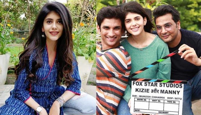 Sushant Singh's Over-Friendliness Made Co-Star Sanjana Sanghi Uneasy, She Stopped Shooting?