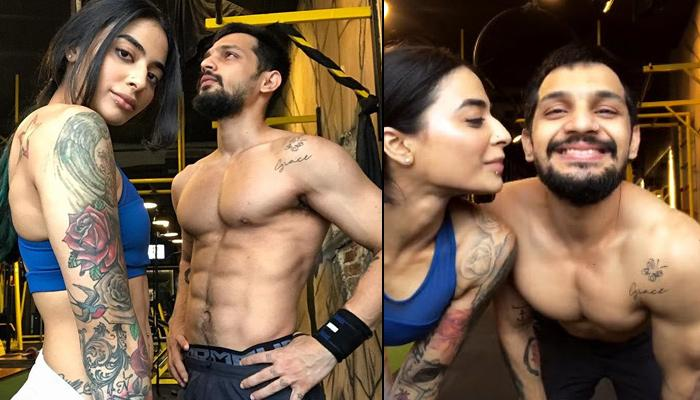 Bani J Is Back With Boyfriend Yuvraj Thakur, After An Alleged Break Up, Their Gym Pics Are Sizzling